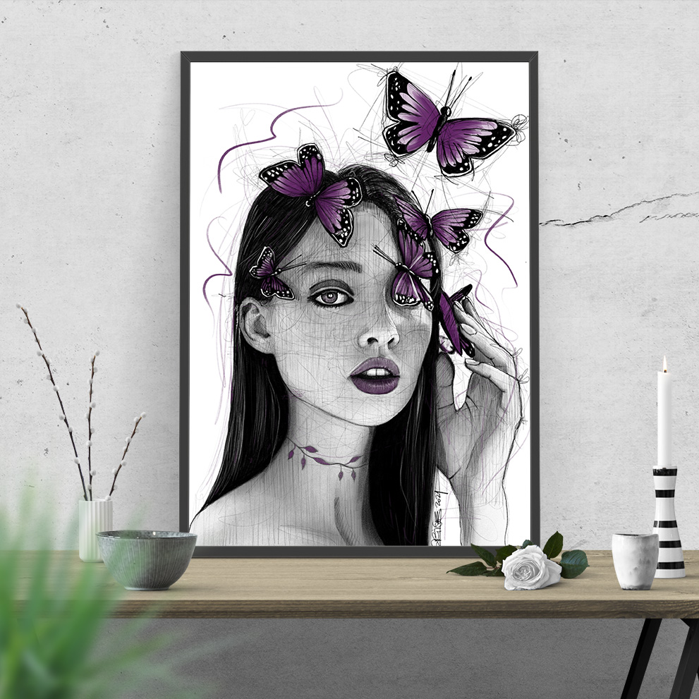 Femme-et-ses-papillons-v2-A1